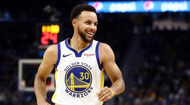 Curry'nin dönüşü galibiyete yetmedi