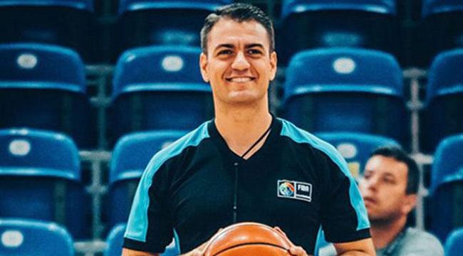 FIBA'dan Yener Yılmaz'a büyük görev