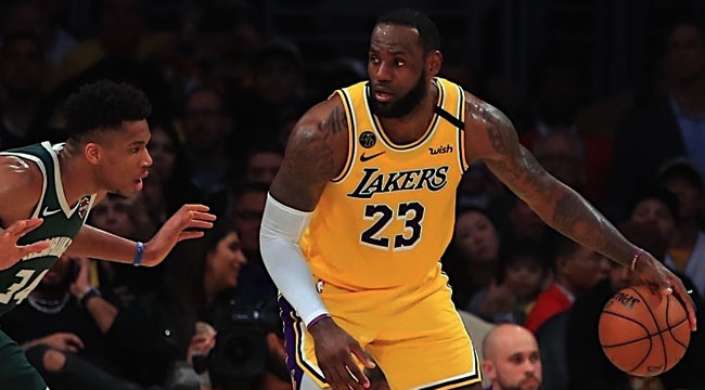 Lakers 7 sezon sonra Play-off'ta