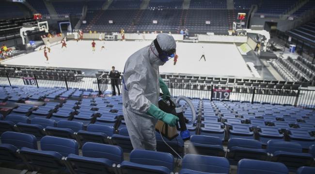 Salgın Avrupa basketbolunu da vurdu