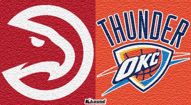 Atlanta Hawks ve OKC Thunder'da antrenmanlar...