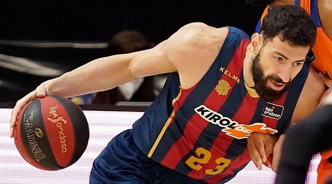 Barcelona'nın finaldeki rakibi Baskonia