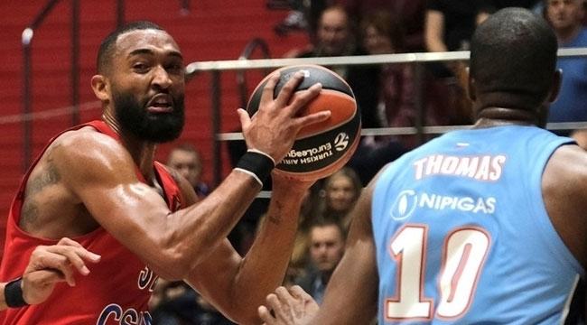 Darun Hillard CSKA'da kaldı