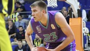 Bahçeşehir Koleji'nin son transferi Peyton Aldrige