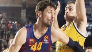 Barcelona'da Ante Tomic ile yollar ayrıldı.