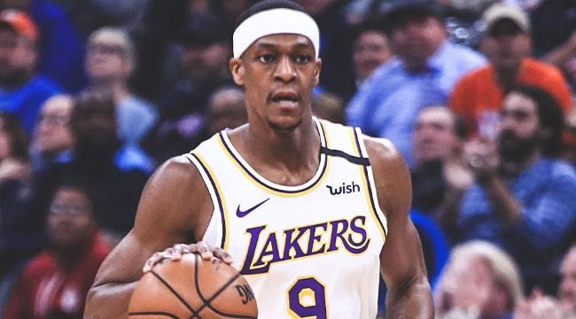 Lakers'a Rondo şoku!