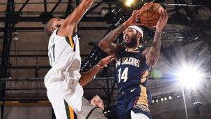 NBA'de ikinci perdeyi Jazz açtı
