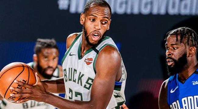 Milwaukee Bucks bir üst turda