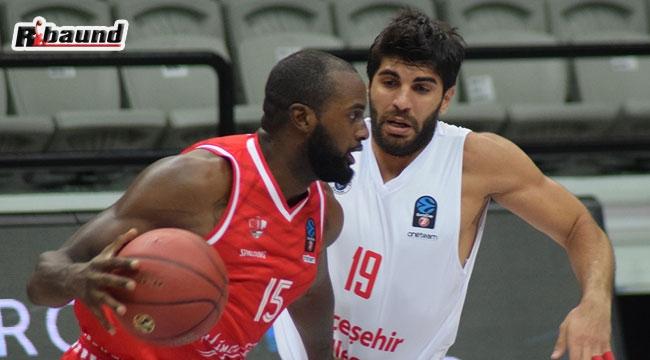 Bahçeşehir Koleji EuroCup'taki ilk maçında kayıp
