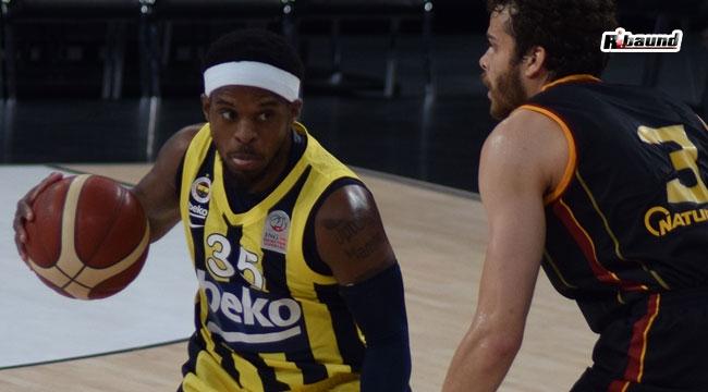 Derbide kazanan Fenerbahçe Beko oldu