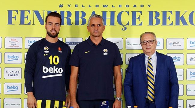 Fenerbahçe Beko, yeni sezon öncesi basınla buluştu