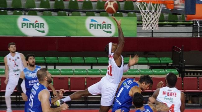 Pınar Karşıyaka farklı başladı - ING Basketbol SL - Ribaund Dergi -  Basketbol Severlerin Dergisi