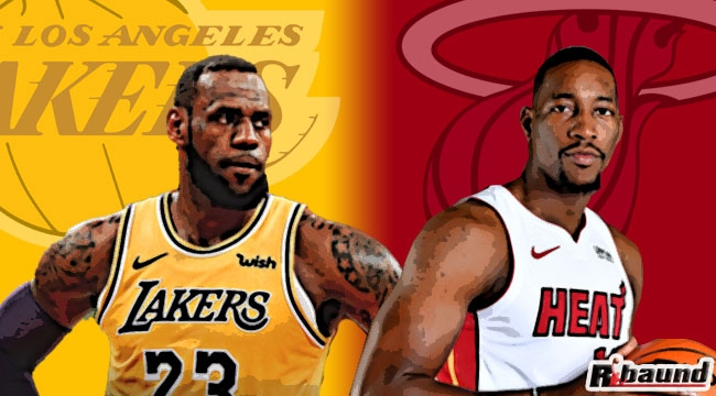 NBA'de tarihi final eşleşmesi: Lakers – Heat