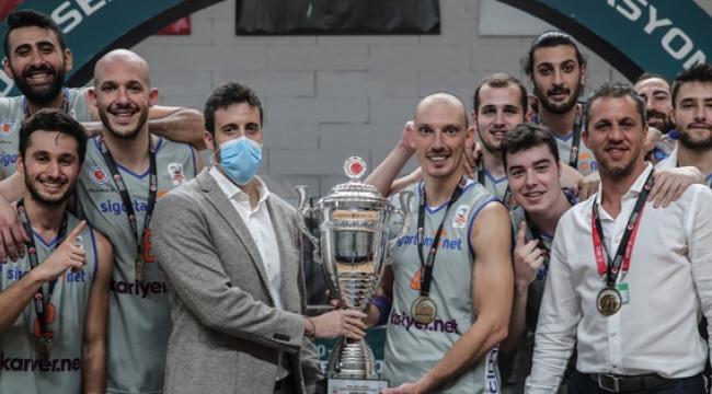 Federasyon Kupası Sigortam.net'in