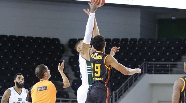 Galatasaray Ankara'dan galip dönüyor