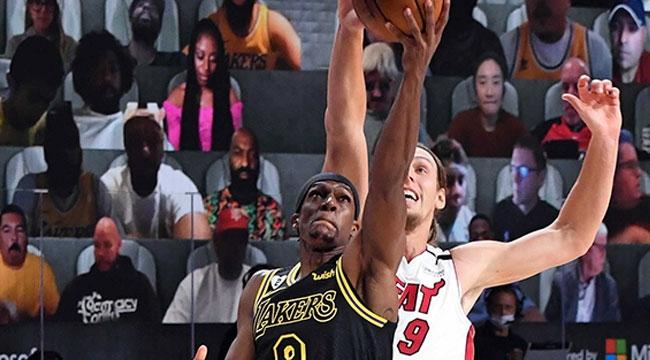 Lakers şampiyonluk yolunu yarıladı