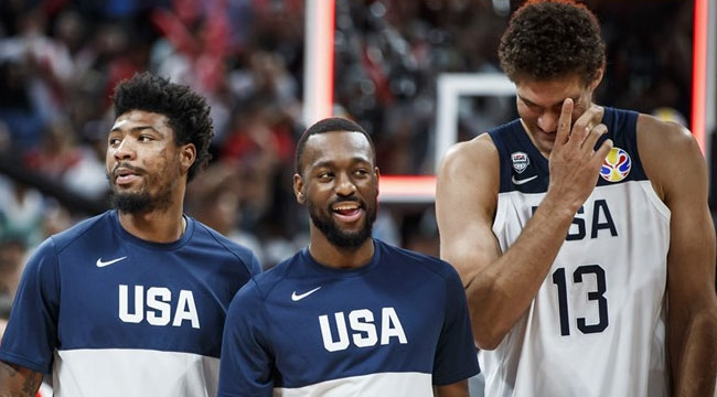 NBA yıldızları Tokyo'da yok mu?