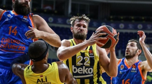 Fenerbahçe Valencia'ya mağlup oldu