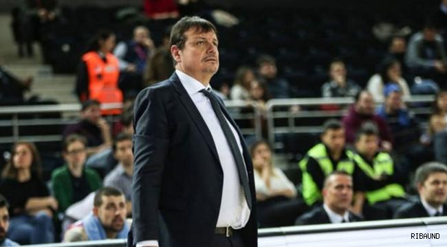 Ergin Ataman: Çok iyi oynadık ama boş şutları kaçırdık