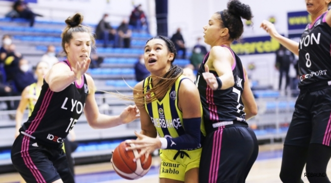 Fenerbahçe Öznur Kablo evinde kaybetti