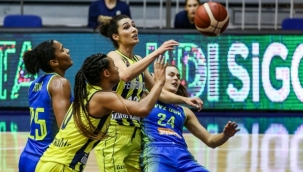 Fenerbahçe Öznur Kablo USK Prag'ı mağlup etti