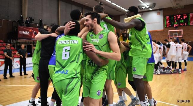 TOFAŞ, FIBA Şampiyonlar Ligi'nde son 16'da