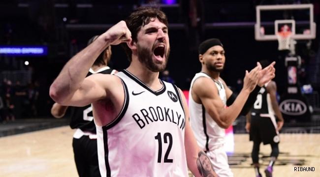 Brooklyn Nets seriyi sürdürdü