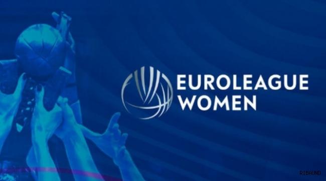 FIBA Kadınlar Avrupa Kupası'nda 3 maç Kayseri'de oynanacak