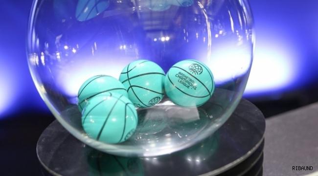 FIBA Şampiyonlar Ligi'nde program belirlendi