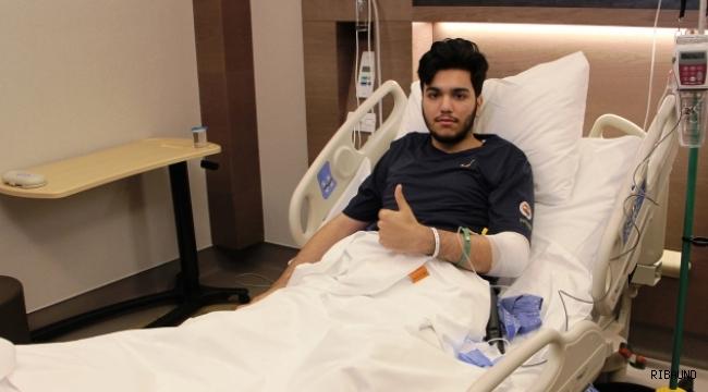 İsmail Karabilen ameliyat edildi