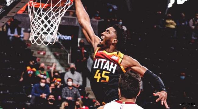 Utah Jazz serisini 7 maça çıkardı