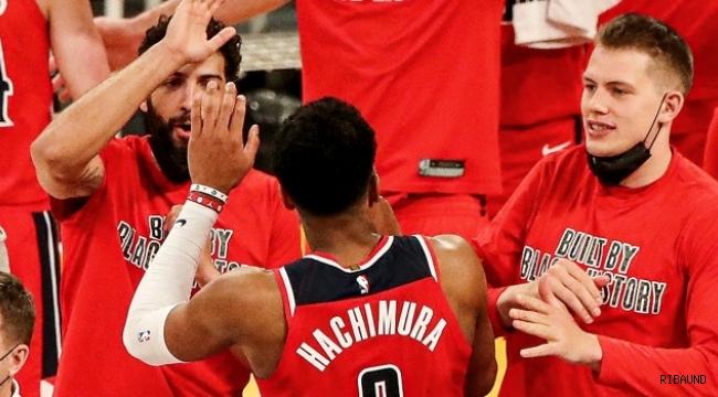 Washington Wizards seriyi 5 maça çıkardı