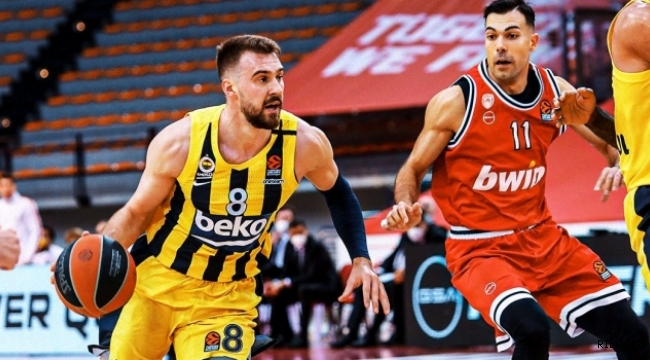 Fenerbahçe Beko, Pire'de kazandı