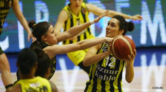Fenerbahçe Öznur Kablo'dan 24'te 24