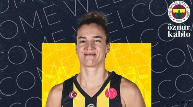 Laura Nicholls yeniden Fenerbahçe'de