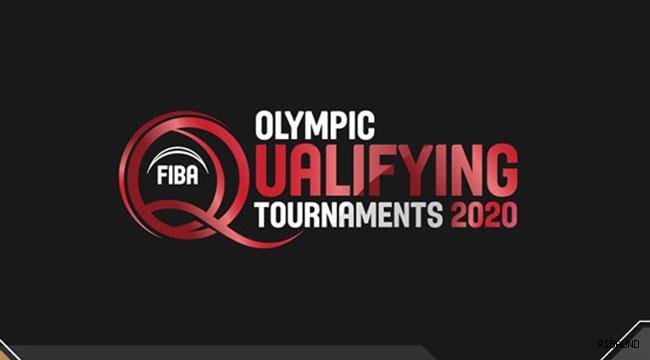 A Erkek Milli Takımı Olimpiyat Elemeleri maç takvimi açıklandı
