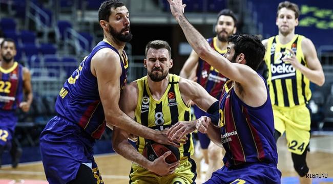 Fenerbahçe Beko, Barça'ya direnemedi