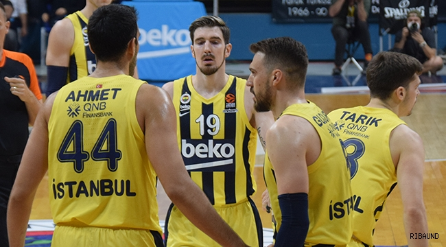 Fenerbahçe Beko Final Four'a kalamadı
