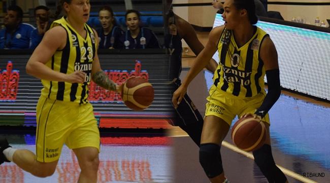 Kadınlar Euroleague'de Fenerbahçe Öznur Kablo damgası