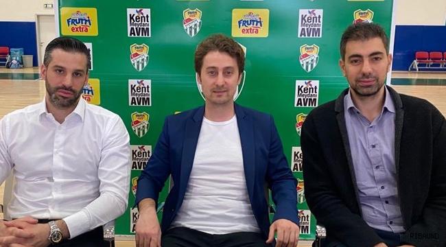 Frutti Extra Bursaspor Alimpijevic ile devam edecek