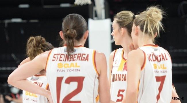 Galatasaray finale bir adım uzakta