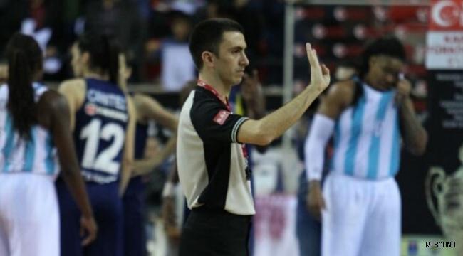 Kerem Baki FIBA Europe Cup Dörtlü Finali'nde Görev Yapacak