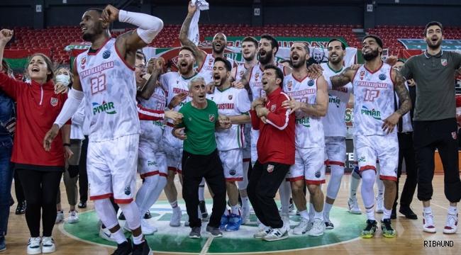 Pınar Karşıyaka'nın çeyrek finaldeki rakibi ERA Nymburk