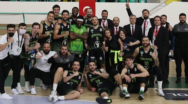 Merkezefendi Bld. Denizli Basket ING BSL'de!
