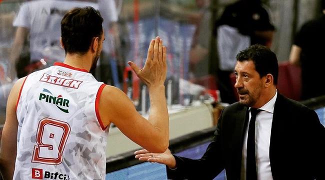 Pınar Karşıyaka son sözü söyleyen takım oldu