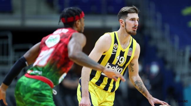 Seride avantaj Fenerbahçe Beko'nun