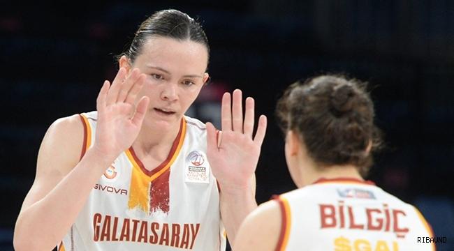 Son sözü söyleyen Galatasaray final biletini kaptı