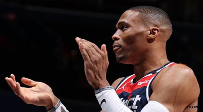 Westbrook'un kariyer gecesi