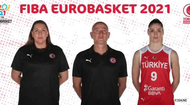 Enerjisi Güzel Takım FIBA 2021 Avrupa Şampiyonası Öncesi Açıklamalarda Bulundu