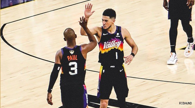 NBA Finalleri'nde ilk maç Suns'ın